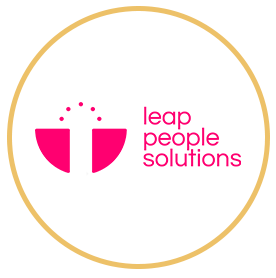 Leap-logo-circle
